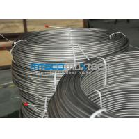 China ASTM A269 Seamless Stainless Steel Coiled Tubing For Pre-insulated Tube wholesale