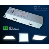 China Aluminum alloy 595 x 595mm 40W square Emergency LED Panel Light IP44 100lm / w wholesale