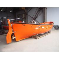 China IACS Approved Marine Open Type Lifeboat For Sale wholesale
