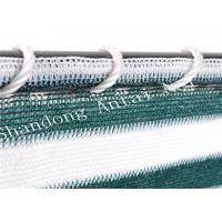 Quality virgin material green sun shade net from Antai Factory for sale