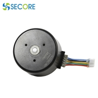 Buy cheap 30W Neodymium Magnet Motor, Outer Running 3150RPM Permanent Magnet BLDC Motor from wholesalers