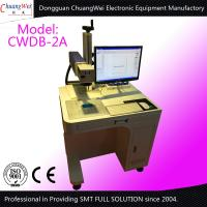 China 10w 20w 30w Portable Laser Pcb Labeling Machine No Restriction wholesale