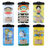 China TPU / PVC / ABS Cool iPhone 6 Plus Accessories Waterproof 6.0 x 3.3 Inch wholesale