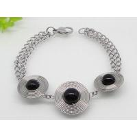 China Stainless Steel charm braclet 1430038 wholesale