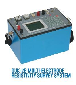 China DUK-2B Resistivity Machine For Finding Water wholesale