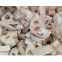 China Fresh Lotus Root Organic Frozen Food ProductsNO Preservatives Added For Adult wholesale