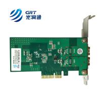 Buy cheap 1000base pcie x4 network card NIC 1GbE 2 port SFP Ethernet Server Adapter from wholesalers