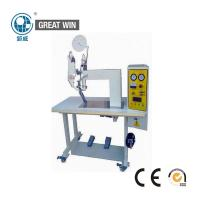 China 50 / 60Hz Automatic Sealing Machine , Waterproof Hot Air Seam Sealing Tape Machine wholesale