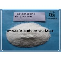 China Cutting Cycle Testosterone Propionate CAS 57-85-2 Test Prop Body Building Anti Estrogen Steroid Hormone wholesale