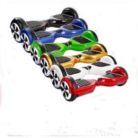 China 6.5 Inch Self Balancing Stand Up Electric Scooter Hoverboard 2 Wheel , Electric Smart Scooter wholesale