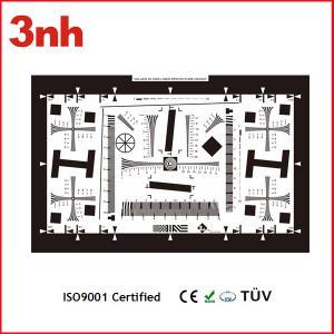 Quality 2000 lines 8x 3NH iso 12233 test chart camera lens test chart semi matt for sale