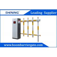 Quality 6 Meters Fence Arm Intelligent Automatic Boom Barrier Gate With CE Approval for sale