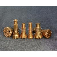 Reliable DTH Drill Bit High Abrasion Resistant Cemented Carbide Material