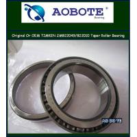 China Timken aerospace Authorized Tapered Roller Bearing in low vibration , JM822049 / 822010 wholesale
