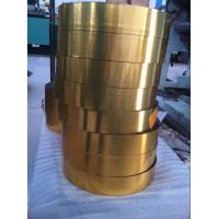 China Decorative Golden Aluminum Foil Rolls wholesale