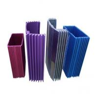 China Anodized 6063 Industrial Extruded Aluminium Profiles Electrical Cover wholesale