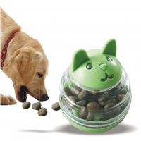 Buy cheap Interactive Tumbler Cat Feeding Bowls , Cat Food And Water Bowls Durable from wholesalers