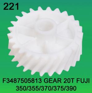 China 3487505813 GEAR TEETH-20 FOR FUJI FRONTIER 350,355,370,375,390 minilab wholesale