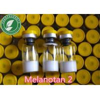 China White Lyophilized Peptide Hormone MT-2 Melanotan 2 For Skin Tanning wholesale