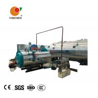 China Industrial 10 Ton Steam Boiler High Efficiency Natural Gas Boiler Low Power Consumption wholesale
