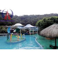 China Eco - Material Tension Membrane Buildings , Swimming Pool Tent Structure Architecture wholesale