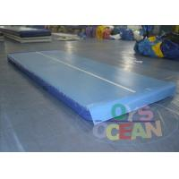 China 10M Commercial Extrior Gymnastics Air Track Portable  For Sport Trainning wholesale