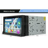 """Buy cheap 7"""" 2-Din Universal Car DVD GPS + Bluetooth + iPod + Radio + Remote Control + USB from wholesalers"""