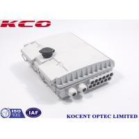 Buy cheap KCO-ODP-12W 12core Fiber Optic Distribution Splitter Termination Box Outdoor IP67 FDB from wholesalers