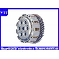 China Street Motorcycle Clutch Gear AX100 With ACD12 Alloy Central Pressure Plate wholesale