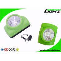 China CE Hard PC Material Led Mining Cap Lamp Detachable Structure For Coal Mine Safety wholesale