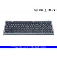 China IP68 Industrial Waterproof Keyboard with Membrane Comfortable for  Typing wholesale