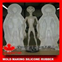 Quality RTV-2 for plaster statues molds for sale