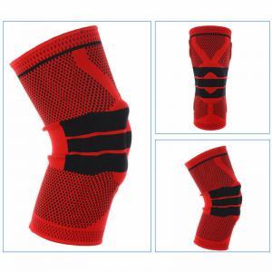 China Cotton Knitting Knee Support Elastic Knee Pads Nylon Fiber Knee Brace wholesale
