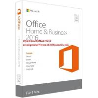 Wholesale Microsoft Office 2016 home and business hb retail key from china suppliers