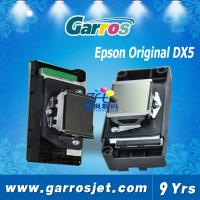 China Made in Japan Original DX5 Eco Solvent/Sublimation Printhead/Outdoor Indoor Printhead wholesale
