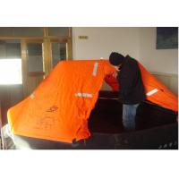 China Marine rescue inflatable boat with certificate of SOLAS 74/78 for 10 person wholesale