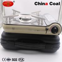 China 2016 hot sale Stainless steel portable mini butane gas stove ZB-1 for camping wholesale