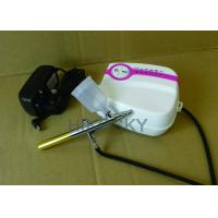 China Oil Free 5 Speed Professional Airbrush Tanning Kit for Airbrush Tanning and Tattoo, 19 PSI wholesale