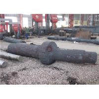 China Main Shaft Steel Pipe Parts For 17CrNiMo6 4140 4340 Mining Machinery And Manufactuing wholesale