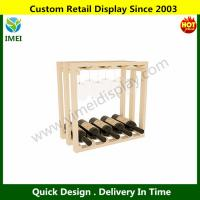 China Stemware Rack Lattice in Ponderosa Pine. 13 Gorgeous Stains to Choose YM6-090 wholesale