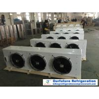 China Freezer Tunnel Use Unit Cooler Evaporator For Freon , CO2 And Ammonia System wholesale