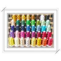 China Rayon embroidery thread wholesale
