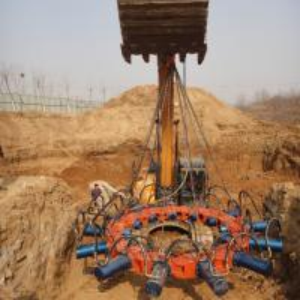 China hydraulic concrete pile breaker machine for concrete piles 400-2500mm diameter wholesale