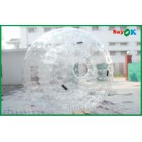 China Kids Inflatable Sports Games Giant Transparent Zorb Ball Rental on sale