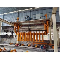 China W2570mm 380V Hoist AAC Block Making Machine For Finished Concrete wholesale