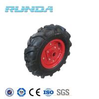 China 16x4.00-8 inch Pneumatic Agriculture wheel for farming machine and tiller wholesale