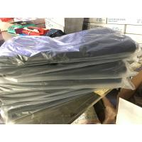 China Disposable Polythene Plastic Garbage Bags , Heavy Duty Black Trash Bags wholesale