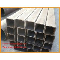 China Steel Seamless Square Tube on sale