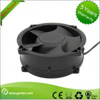 Wholesale Brushless 48V DC Axial Fan / Bathroom DC Exhaust Fan High Efficiency from china suppliers