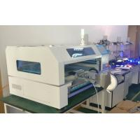 Quality 4 Heads CHMT530P4, 30 Pneumatic Feeders SMT SMD Pick and Place Machine, PCB production for sale